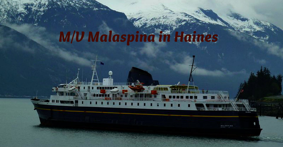 AFR About the M/V Malaspina ~ Alaska Tour Adventures ~ Alaska Ferry